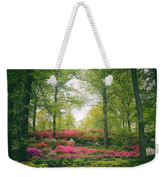 Azalea Hillside Weekender Tote Bag