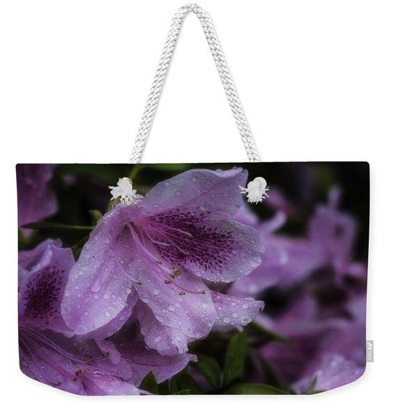 Azalea In Bloom Weekender Tote Bag