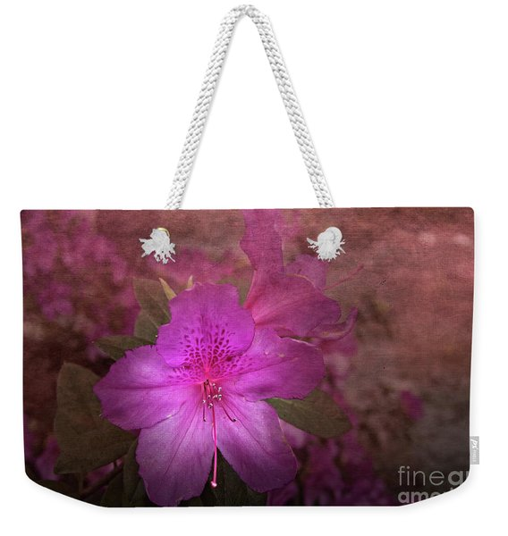 Azalea Weekender Tote Bag