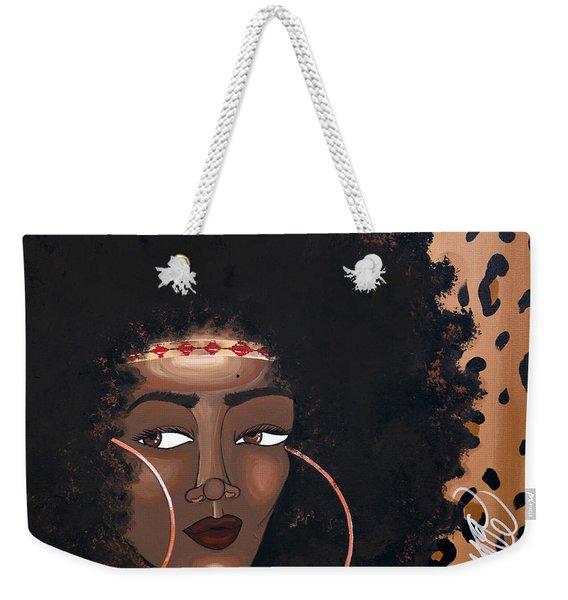 Azima Weekender Tote Bag