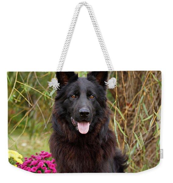 Aziza Weekender Tote Bag