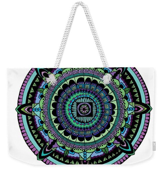 Azteca Weekender Tote Bag