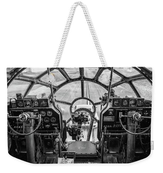 B-29 Fifi Weekender Tote Bag