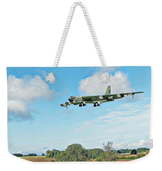 B52 Stratofortress -2 Weekender Tote Bag