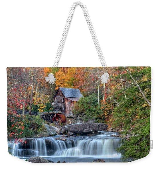 Babcock Grist Mill  II Weekender Tote Bag