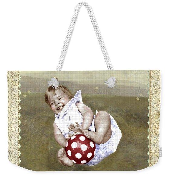 Baby Ball Weekender Tote Bag