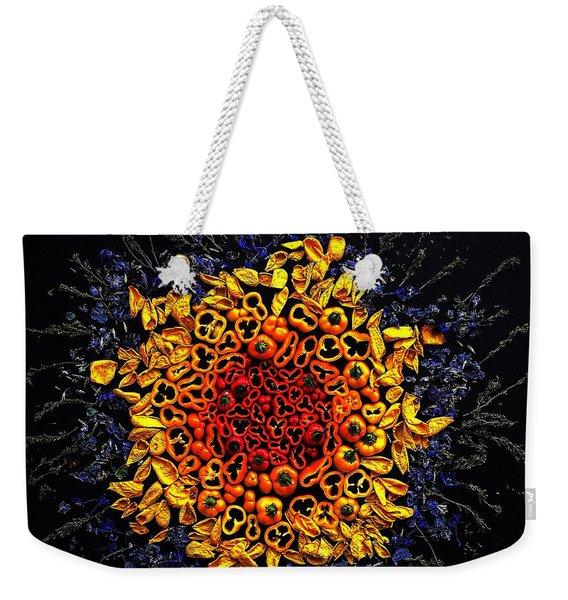 Baby Bell Peppers Weekender Tote Bag
