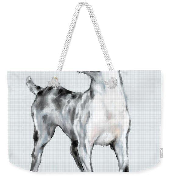 Baby Dane Weekender Tote Bag