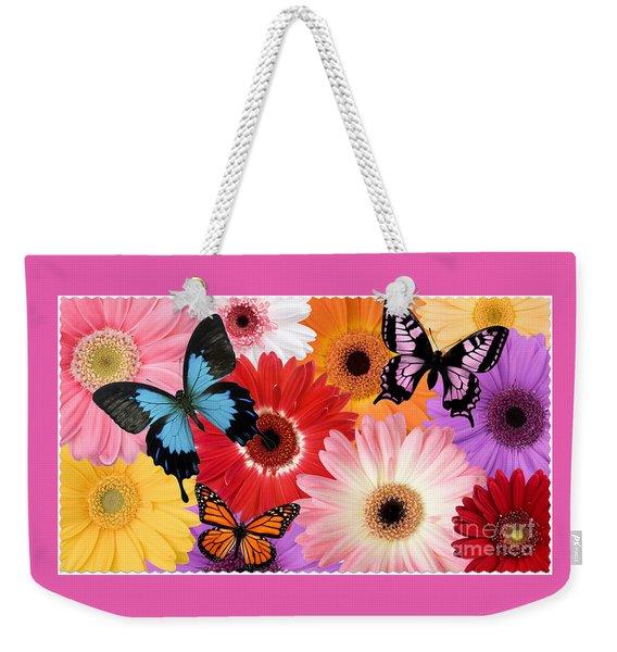 Summer's Design Weekender Tote Bag