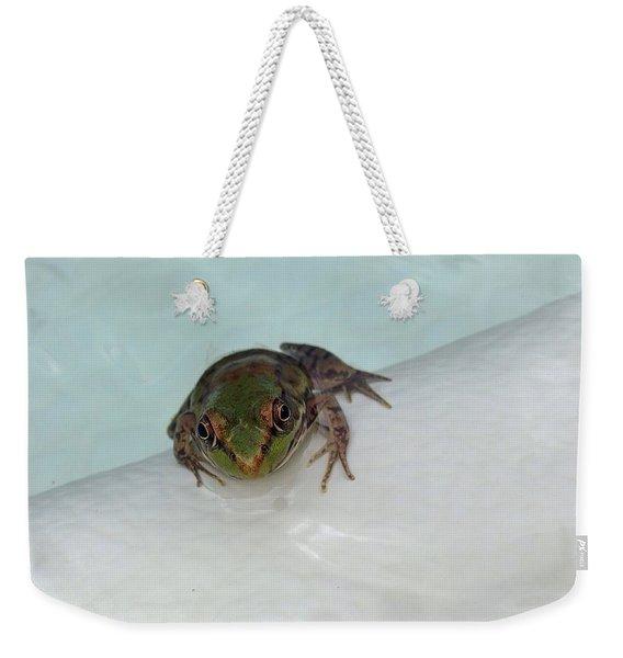 Baby Golden Weekender Tote Bag