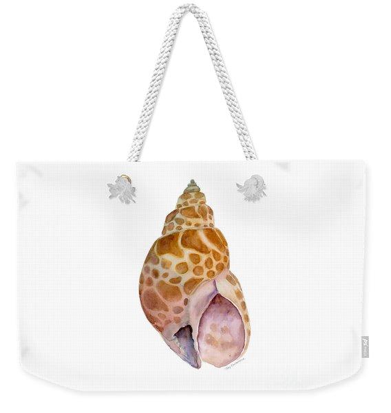 Babylon Japonica Shell Weekender Tote Bag