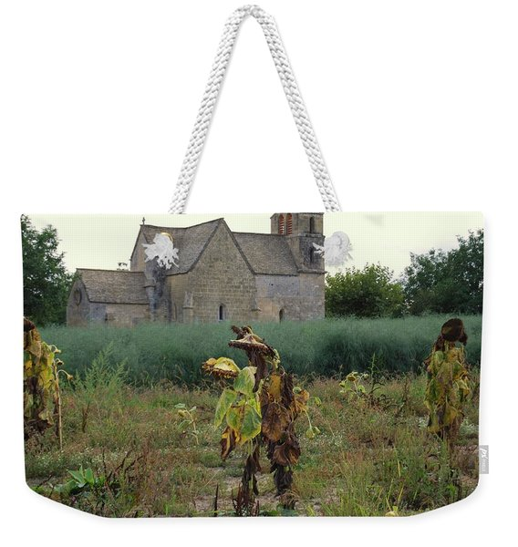 Back From Church Weekender Tote Bag