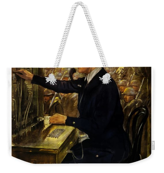 Back Our Girls Over There Weekender Tote Bag