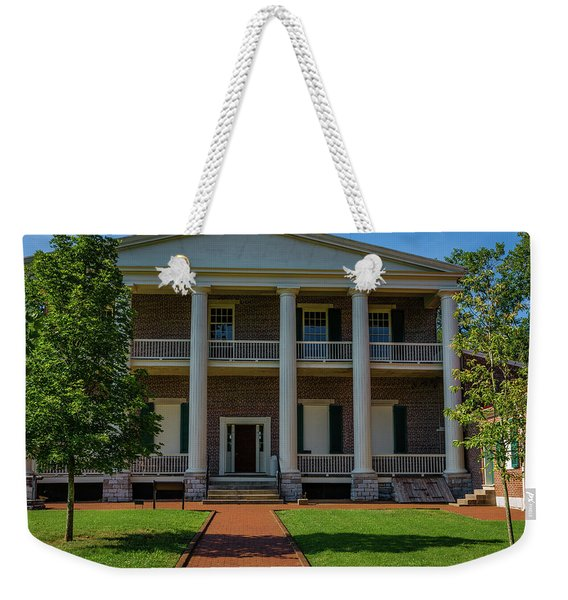Back Porch - The Hermitage Weekender Tote Bag