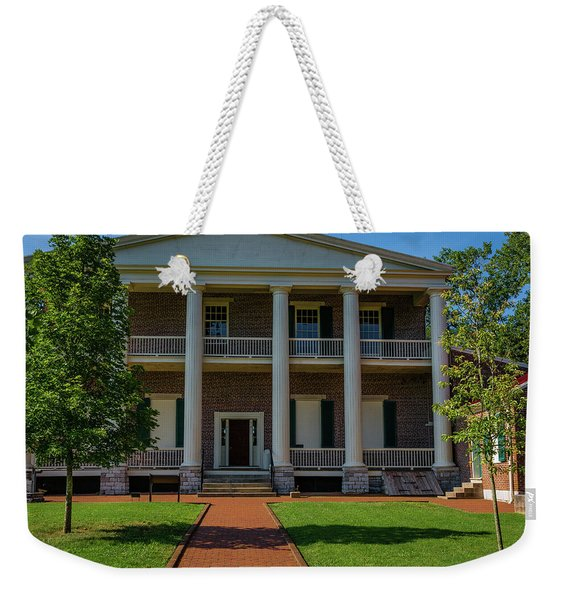 Back Porch - The Hermitage Weekender Tote Bag