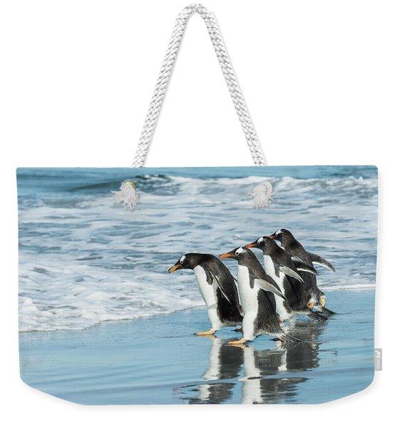 Back To The Sea. Weekender Tote Bag