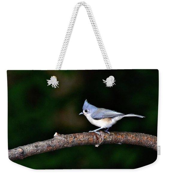 Back Yard Bird Weekender Tote Bag
