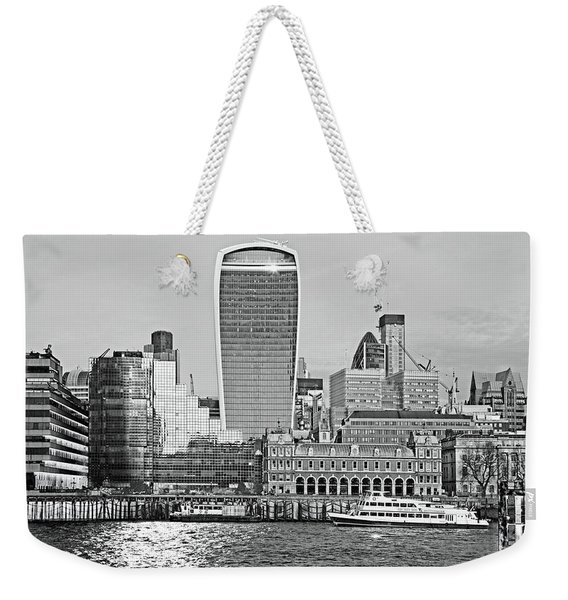 Backlight Weekender Tote Bag