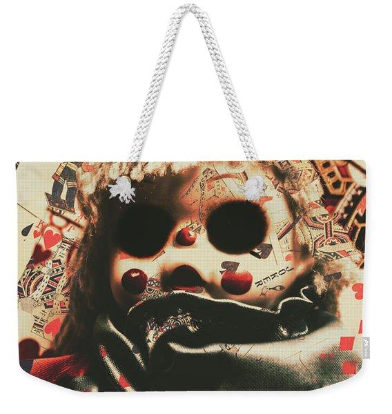 Bad Magic Weekender Tote Bag