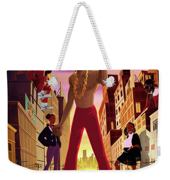 BAD Weekender Tote Bag