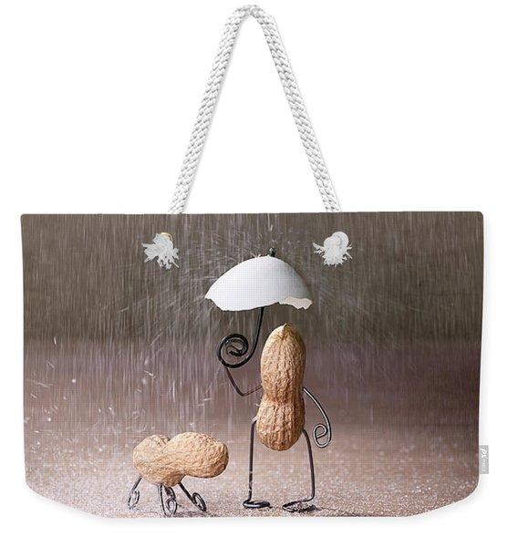 Bad Weather 02 Weekender Tote Bag