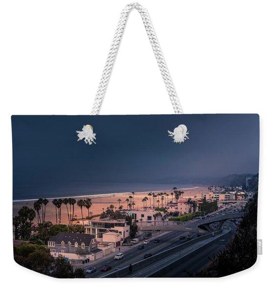Bad Weather-2 Weekender Tote Bag