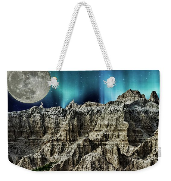 Badland's Borealis Weekender Tote Bag