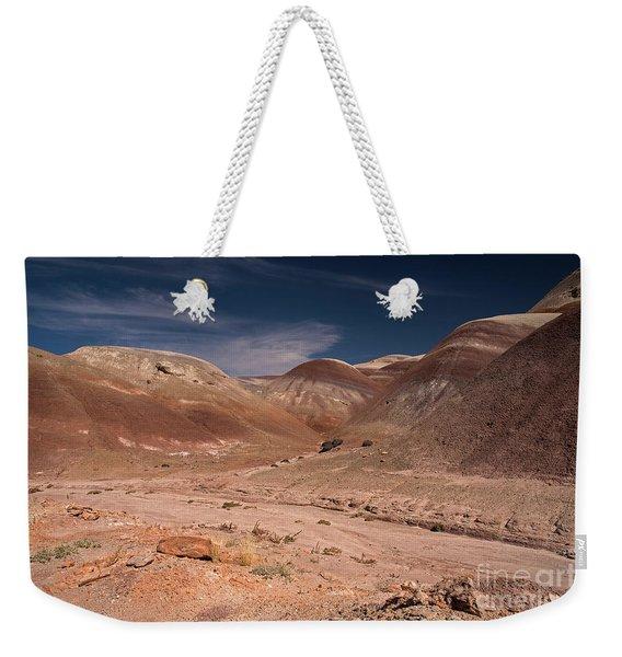 Badlands Near Hanksville Utah Weekender Tote Bag