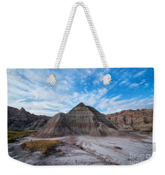 Badlands Pyramid  Weekender Tote Bag