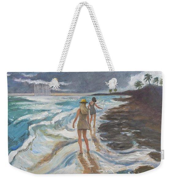 Bahia Honda Beach Weekender Tote Bag
