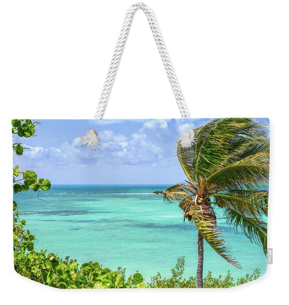Bahia Honda State Park Atlantic View Weekender Tote Bag