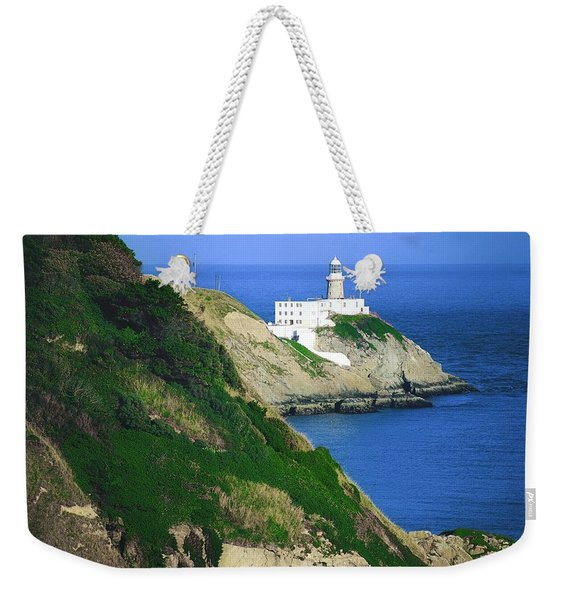 Baily Lighthouse, Howth, Co Dublin Weekender Tote Bag