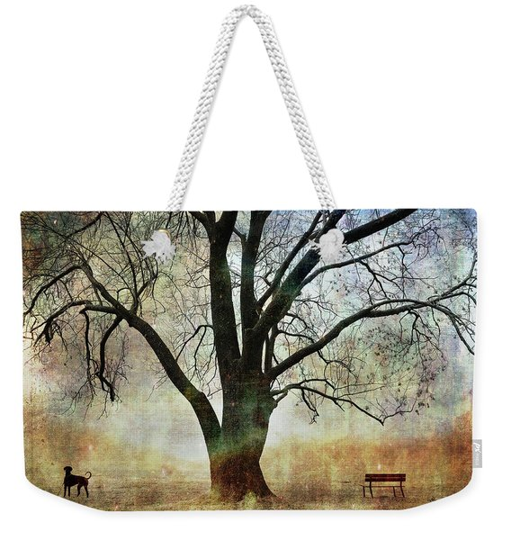 Balance And Harmony Weekender Tote Bag