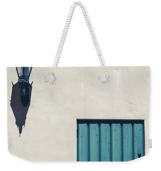 Balanced Weekender Tote Bag