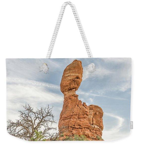 Balanced Rock Weekender Tote Bag