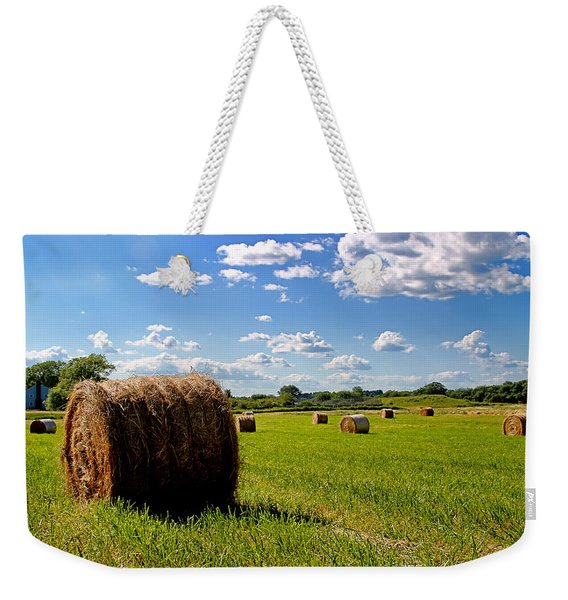 Bales Of Clouds Weekender Tote Bag