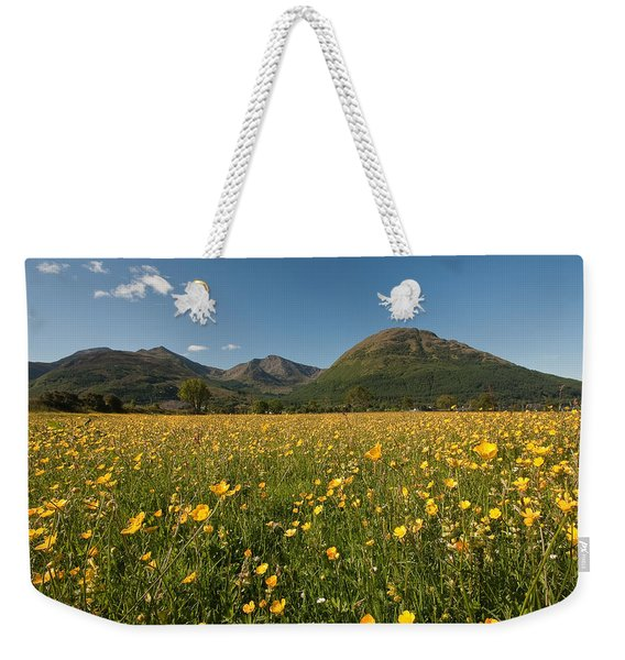 Ballachulish Weekender Tote Bag