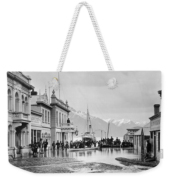 Ballarat Street, Queenstown, Weekender Tote Bag