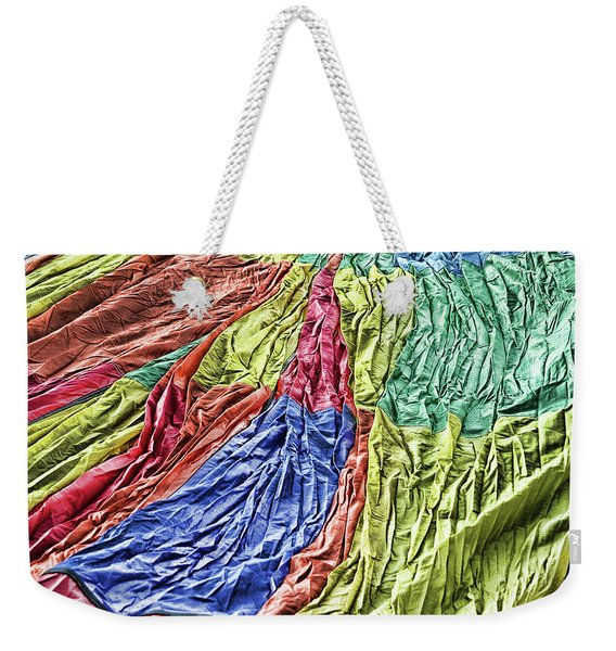Balloon Abstract 1 Weekender Tote Bag