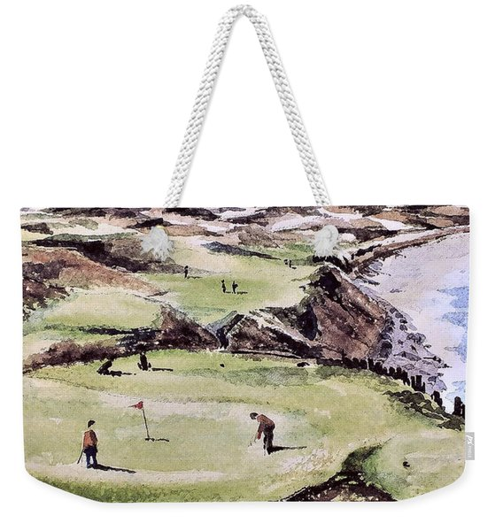 Ballybunion Gc, Kerry Weekender Tote Bag