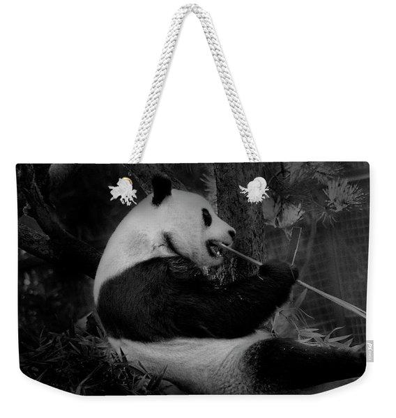 Bamboo, Bamboo, Bamboo Weekender Tote Bag