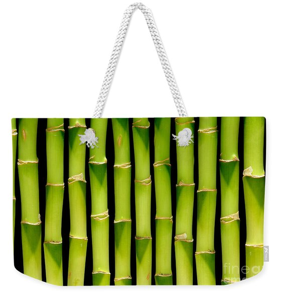 Bamboo Bamboo Bamboo Weekender Tote Bag