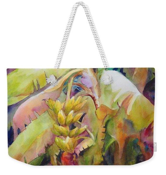 Banana Bay I Weekender Tote Bag