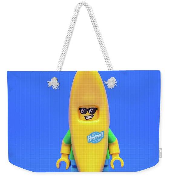 Banana Man Weekender Tote Bag
