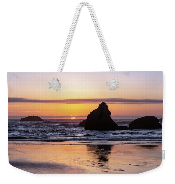 Bandon Glows Weekender Tote Bag