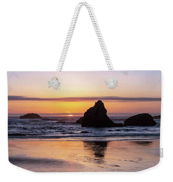 Bandon Glows Weekender Tote Bag