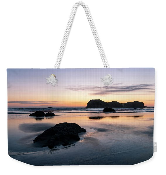 Bandon Reflections Weekender Tote Bag