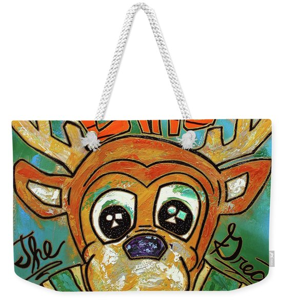 Bango The Great Weekender Tote Bag