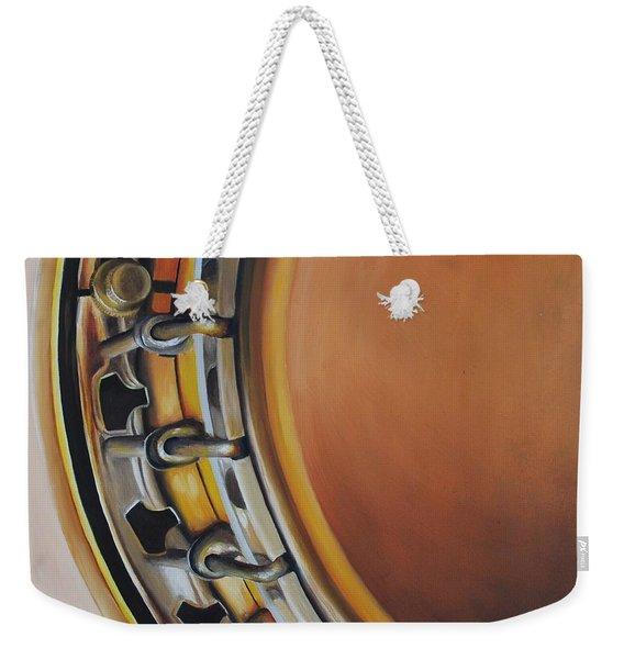 Banjo Weekender Tote Bag