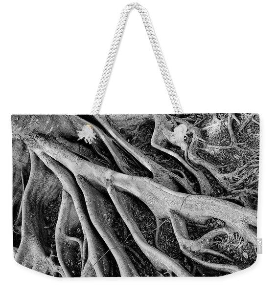 Banyan Roots Weekender Tote Bag